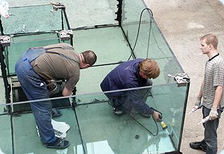 Изготовление больших аквариумов своими руками